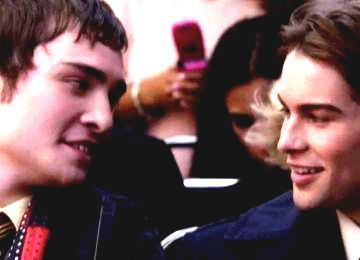 Gossip Girl images Chuck & Nate wallpaper and background photos