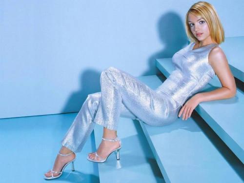 Classic Britney वॉलपेपर