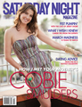Cobie in Saturday Night Magazine - March 2010