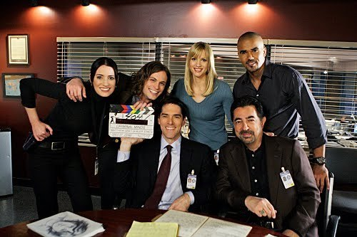 Criminal Minds wallpaper titled Criminal Minds cast