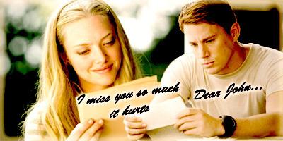 Dear John پیپر وال called Dear John
