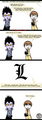 Death Note Comic - my-anime photo
