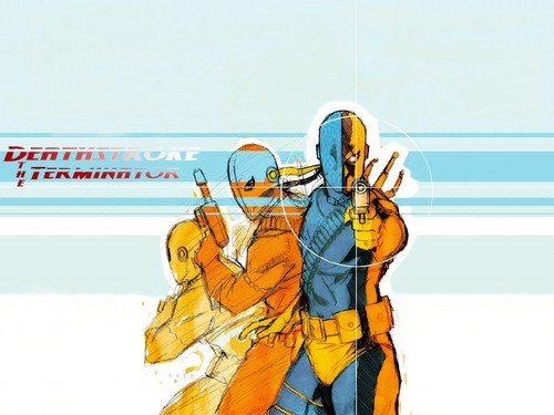 Deathstroke (Slade) Wallpaper - deathstroke Wallpaper