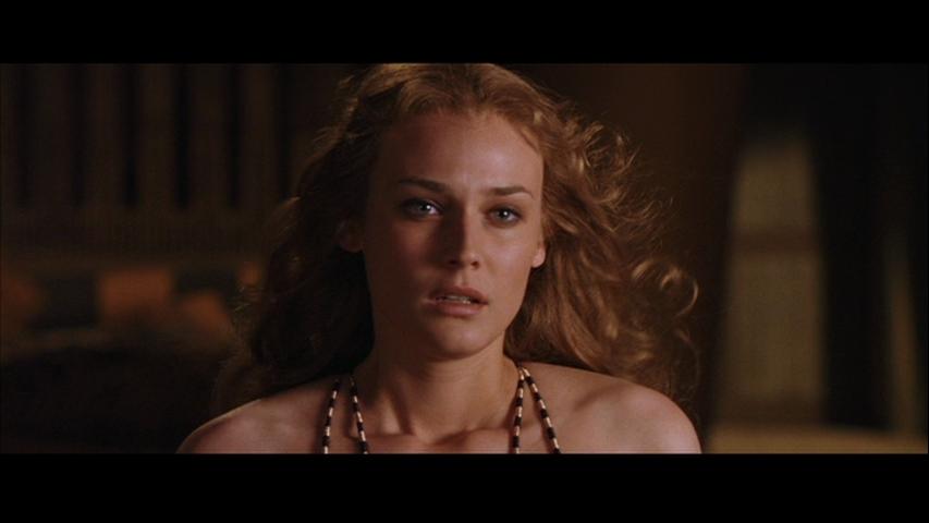 Nackte Diane Kruger in Troy ANCENSORED