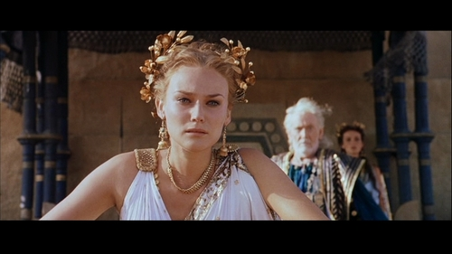 Diane Kruger Helen Of Troy Hair