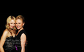 Dianna and Anna - dianna-agron wallpaper