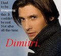 Dimitri Belikov (Ben Barnes) Vampire Academy oleh Richelle Mead