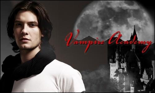 Dimitri Belikov (Ben Barnes) Vampire Academy par Richelle Mead