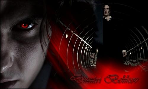 Dimitri Belikov (Ben Barnes) Vampire Academy por Richelle Mead