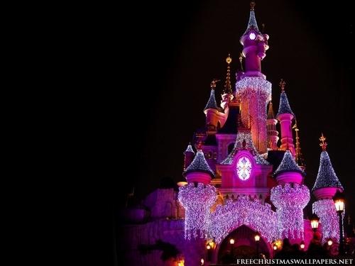 Disney lâu đài