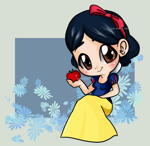 Disney Princess-Snow White-