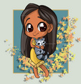 디즈니 Princess-Pocahontas-