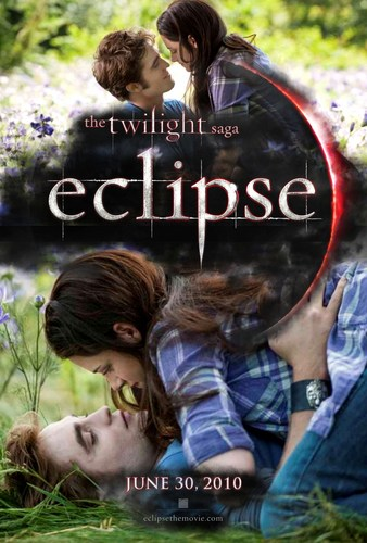 Eclipse Movie Poster - fã made