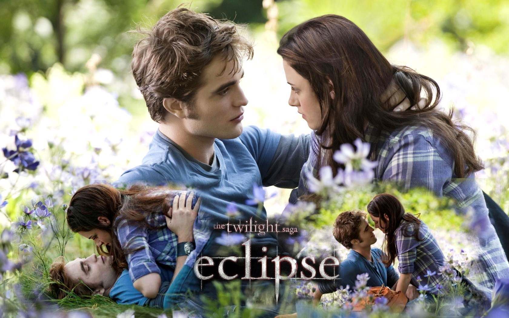 Eclipse - Edward and Bella - twilight-series wallpaper