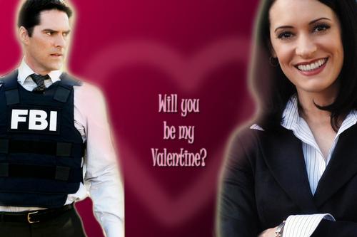 Emily & Hotch <3