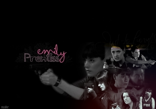 Emily Prentiss - emily-prentiss Fan Art