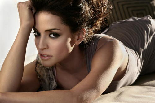 Emmanuelle Vaugier wallpaper called Emmanuelle