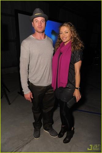 Eric and Rebecca