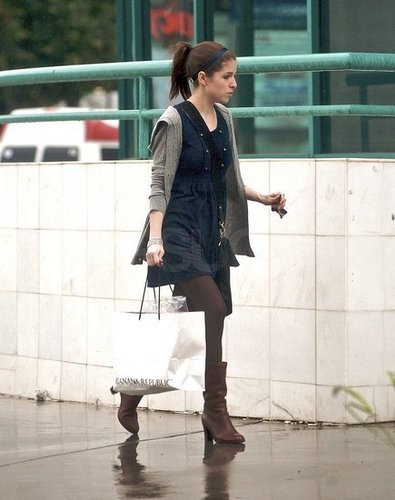 Errands in Rainy L.A. [February 9, 2010]