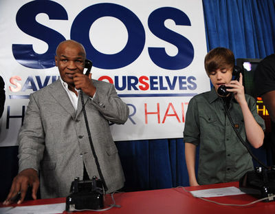 Events > 2010 > February 5th - BET- SOS Saving Ourselves – Help For Haiti Benefit concert