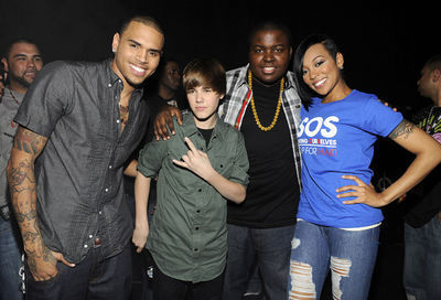 Events > 2010 > February 5th - BET- SOS Saving Ourselves – Help for Haiti Benefit - Backstage
