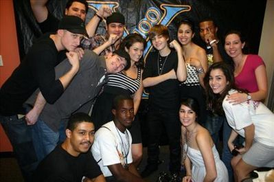 Events > 2010 > February 6th - Y100 Meet & Greet