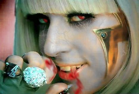 Evil Vampire GaGa!
