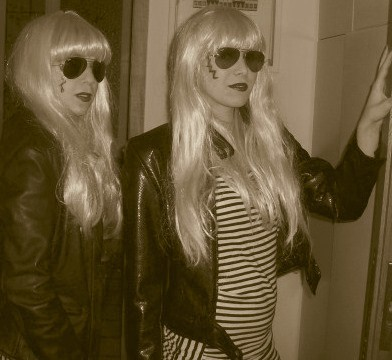Exclusive: 2 Girls Going GaGa For National Lady GaGa Day!