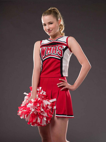 Quinn Fabray wallpaper entitled Fabray