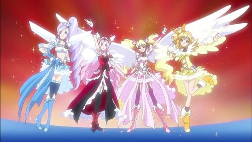 pretty cure 바탕화면 called Fresh! Pretty cure cast
