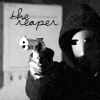 """Hành vi phạm tội bức ảnh called George """"The Reaper"""" Foyet"""