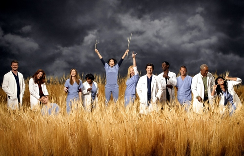 Grey's Anatomy wallpaper titled Grey's Anatomy