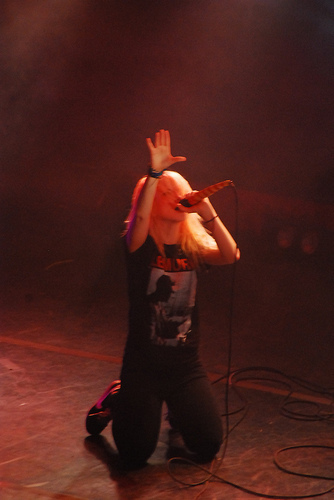 Hayley's action ♥