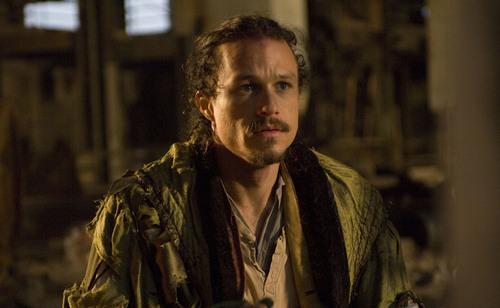 Heath as Tony Shepherd