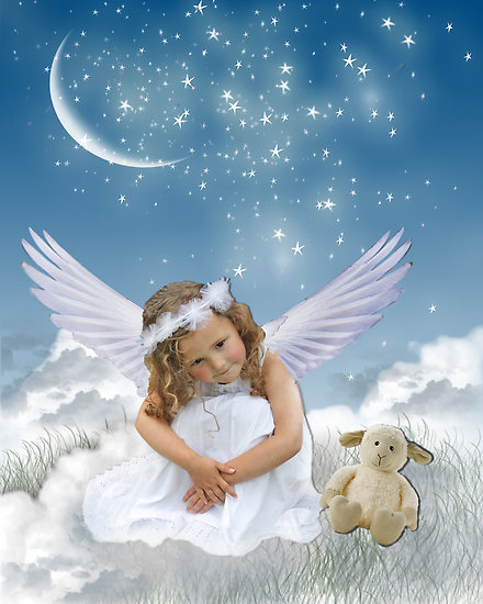 Angels images Heavens Little Angel wallpaper and ...