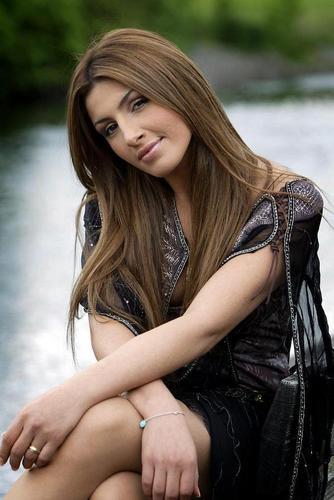 Eurovision Song Contest দেওয়ালপত্র titled Helena Paparizou