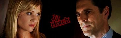 JJ / Hotch