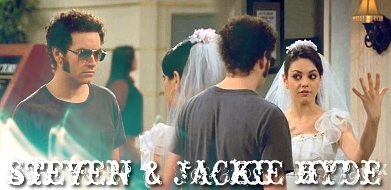 Jackie/Hyde is True Love