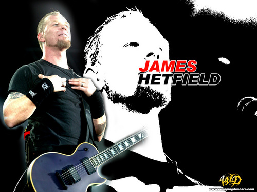 James Hetfield hình nền entitled James