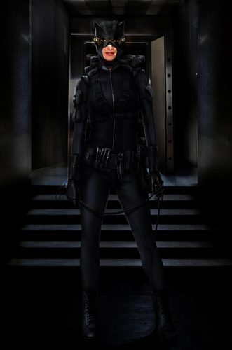 Jamie Luner as Selina Kyle / The Catwoman