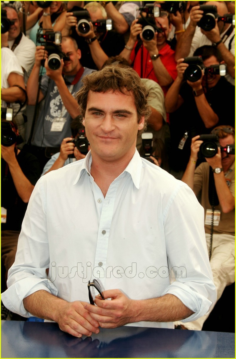 The Phoenix Family Joaquin in Cannes 2007Joaquin Phoenix Family
