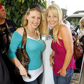 Jodie Sweetin and Candace Cameron