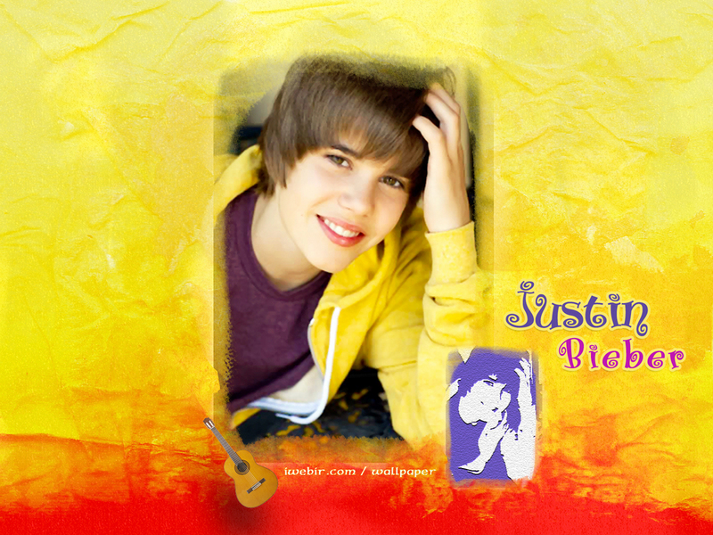 Justin Bieber Desktop Wallpaper 2010 HD High RES - Justin Bieber Wallpaper