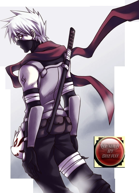 My Anime Images Kakashi Hd Wallpaper And Background Photos 10360753