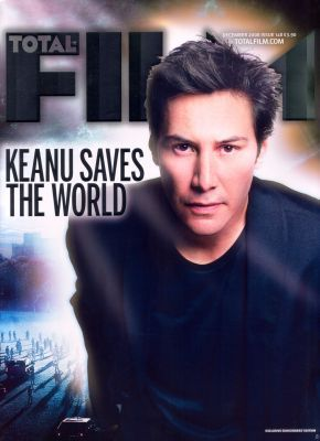 Keanu Reeves as Klaatu