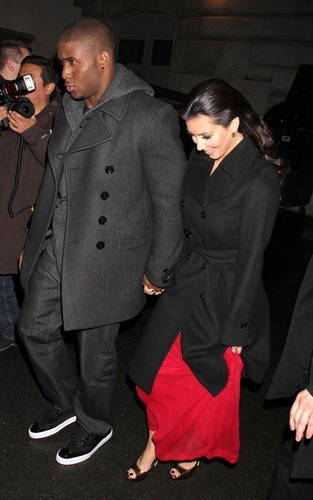 Kim and Reggie in NYC