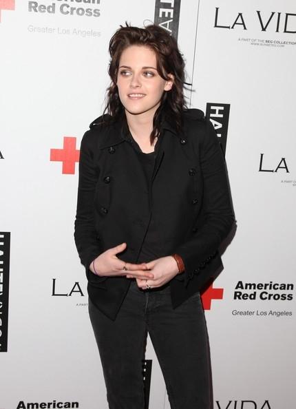Kristen Stewart Pictures From La Vida Haiti Benefit