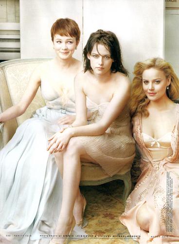 Kristen Stewart - Vanity Fair, March '10