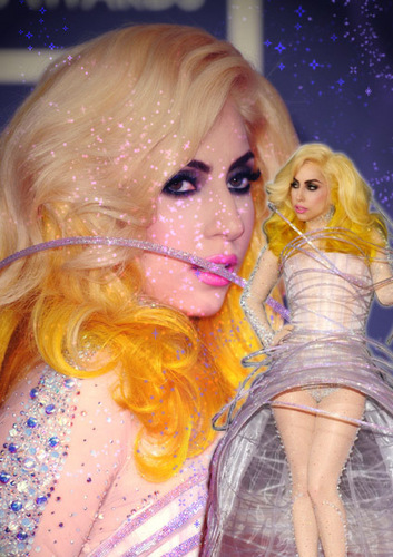 LADY | GAGA: A Glittering Monster
