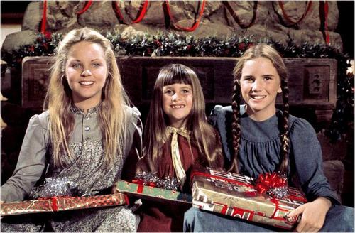 Little House Christmas - little-house-on-the-prairie Photo
